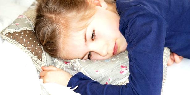 Blässe und Müdigkeit sind Symptome eines Nährstoffmangels