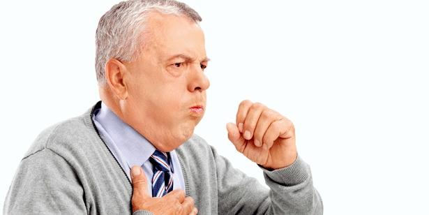 Lungenentzündung im Alter