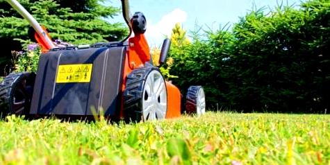 Gefahrenherd Gartenarbeit