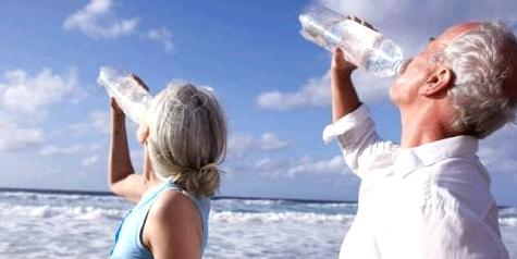 Viel Wasser beugt Blasenkrebs vor
