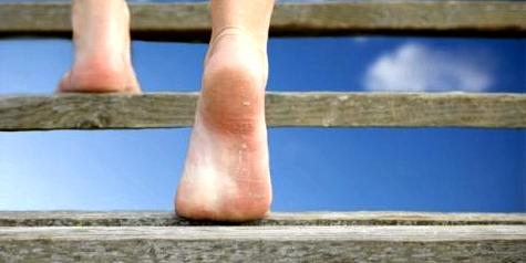 Treppensteigen gegen Blasenschwäche und Inkontinenz
