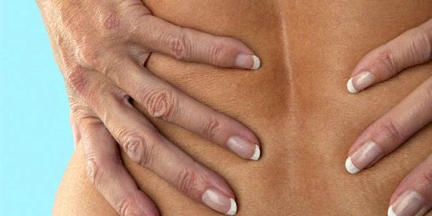 Rückenschmerzen durch Myome