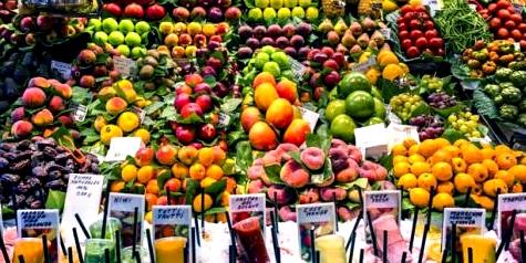 Obst und Gemüse vermeiden Heißhungerattacken