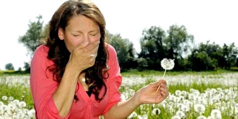 Bindehautentzündung durch Pollenallergie