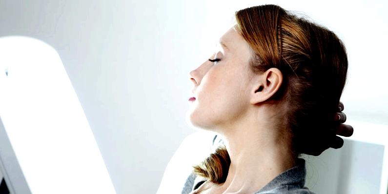 Phototherapie zur Neurodermitis-Behandlung