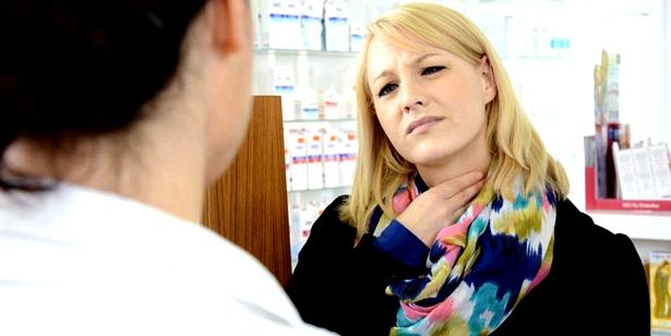 Antibiotika-Therapie bei Mandelentzündung