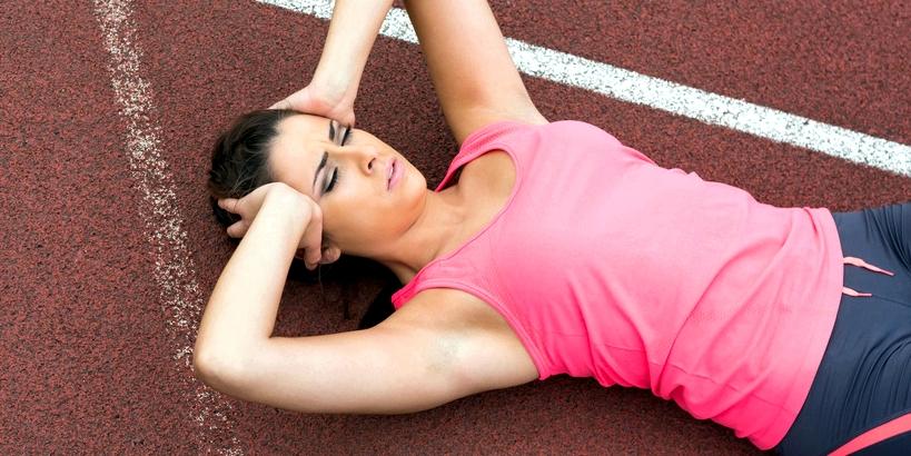 Sport Migräne-Ursache