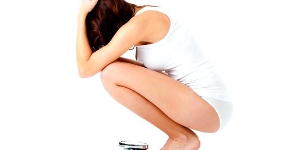 Bulimiekranke sind überkritisch mit ihrer Figur